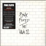 Click here for more info about 'Pink Floyd - The Wall - Remastered - Sealed'