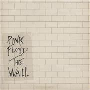 Click here for more info about 'Pink Floyd - The Wall - 1st + Sticker - EX'