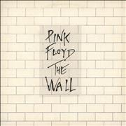 Click here for more info about 'Pink Floyd - The Wall - 2nd + Sticker - EX'