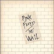 Click here for more info about 'Pink Floyd - The Wall - 2nd + Sticker'