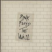 Click here for more info about 'Pink Floyd - The Wall - 2nd + stickered p/s'