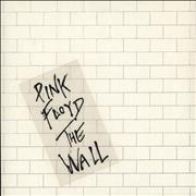 Pink Floyd The Wall - Barcoded & Stickered - EX UK 2-LP vinyl set
