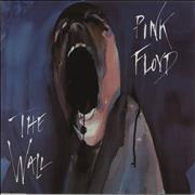 Click here for more info about 'Pink Floyd - The Wall - Scarfe Cover - EX'
