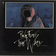 Pink Floyd The Wall UK book