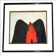 Click here for more info about 'Pink Floyd - The Warlord - Animation Cell'