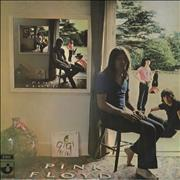 Pink Floyd Ummagumma - 3rd UK 2-LP vinyl set