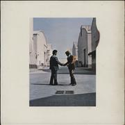 Click here for more info about 'Pink Floyd - Wish You Were Here - 2nd - VG'