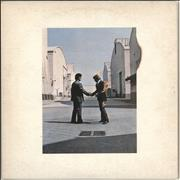 Pink Floyd Wish You Were Here - 3rd UK vinyl LP