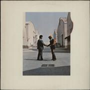 Click here for more info about 'Pink Floyd - Wish You Were Here - 5th'