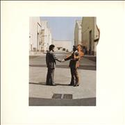 Click here for more info about 'Pink Floyd - Wish You Were Here - barcoded p/s'