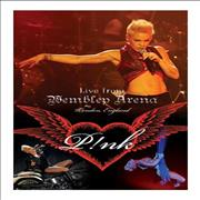 Click here for more info about 'Pink - Live From Wembley Arena'