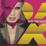 Click here for more info about 'Pink - Raise Your Glass'