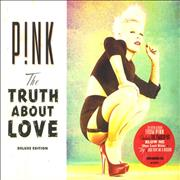 Click here for more info about 'Pink - The Truth About Love - Deluxe Edition'
