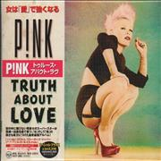 Click here for more info about 'Pink - The Truth About Love'