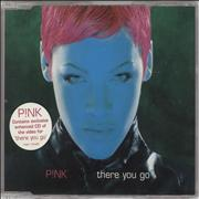 Click here for more info about 'Pink - There You Go'