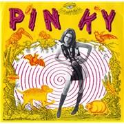 "Pinky I'm On The Inside USA 7"" vinyl"