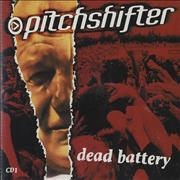 Click here for more info about 'Pitchshifter - Dead Battery'