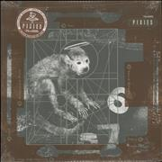 Click here for more info about 'Pixies - Doolittle - Clear Vinyl with Green/Bronze Splatter'