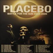 Click here for more info about 'Placebo - 2009 Battle For The Sun Tour Lithograph'