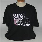 Click here for more info about 'Placebo - Bass Guitar T-Shirt - XL'