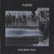 Placebo Black Market Music UK CD album Promo