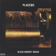 Placebo Black Market Music UK vinyl LP