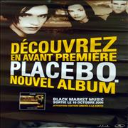 Click here for more info about 'Placebo - Black Market Music'