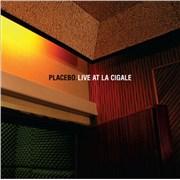 Placebo Live At La Cigale UK CD album