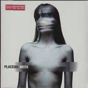 Placebo Meds - 180gram Pink Vinyl + Sealed UK vinyl LP