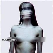 Placebo Meds UK vinyl LP