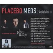 Placebo Meds USA CD-R acetate
