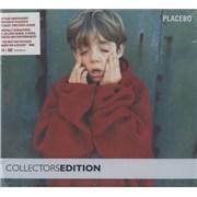 Placebo Placebo Netherlands 2-disc CD/DVD set