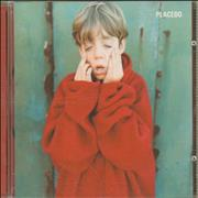 Placebo Placebo UK CD album
