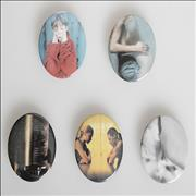 Click here for more info about 'Placebo - Set Of 5 Button Badges'