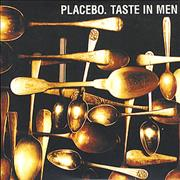 Placebo Taste In Men UK CD single
