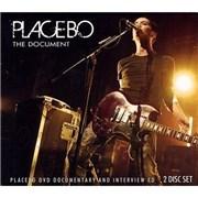 Placebo The Document UK 2-disc CD/DVD set