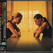 Placebo Without You I'm Nothing Japan CD album Promo