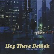 Click here for more info about 'Plain White T's - Hey There Delilah'