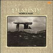 Click here for more info about 'Planxty - Words & Music'