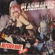 Click here for more info about 'Plasmatics - Butcher Baby - Coloured Vinyl'