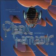 Click here for more info about 'Plastic Fantastic - Fantastique No. 5 - Clear vinyl'