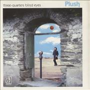 Click here for more info about 'Plush - Three-Quarters Blind Eyes'