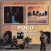 Click here for more info about 'Poco - Head Over Heels / Rose Of Cimarron'