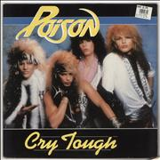 Click here for more info about 'Poison - Cry Tough'