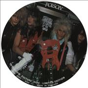 Click here for more info about 'Poison - Interview Picture Disc'