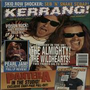 Click here for more info about 'Kerrang! Magazine - Kerrang! Magazine - Oct 93'