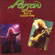 Click here for more info about 'Poison - Nothin' But A Good Time'