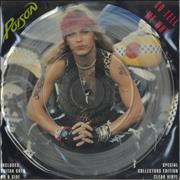 Click here for more info about 'Poison - So Tell Me Why - Clear Vinyl'