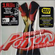 Click here for more info about 'Poison - The Best Of - 20 Years Of Rock'