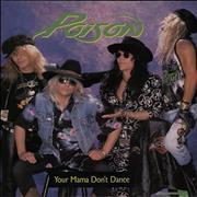 Click here for more info about 'Poison - Your Mama Don't Dance - Injection'